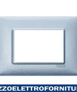 Placca 3M blu metallizzato