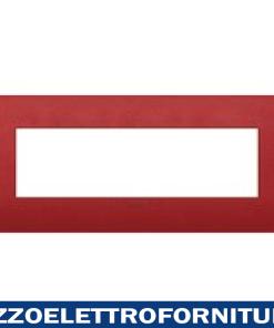 Placca Classic 7M rosso matt
