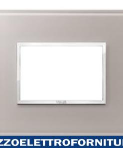 Placca 3M grigio perla