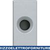 BTICINO axolute - uscita con foro diametro 9mm