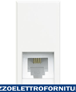 BTICINO axolute - connettore RJ11 telef tipo K10