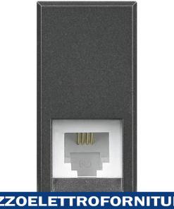 BTICINO axolute - connettore RJ11 tipo K10