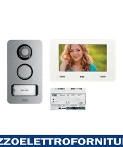 Kit Mini Note+ monofamiliare con dispositivo di inoltro di chiamata
