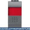 BTICINO living int - pulsante NO + portalamp rosso