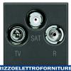 BTICINO axolute - presa TV/RD/SAT derivata