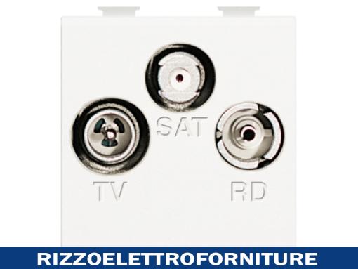 BTICINO matix - presa TV/RD/SAT derivata