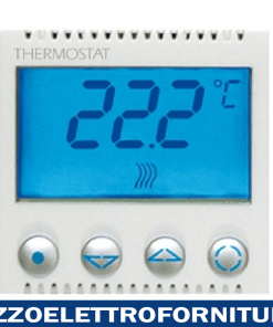 TERMOSTATO DISPLAY 230V DOMUS 2M