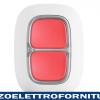 Pulsante radio portatile di emergenza Ajax 23003 bianco