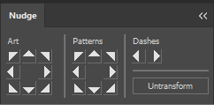 Nudge panel plugin