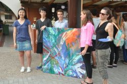 Art Party Painting