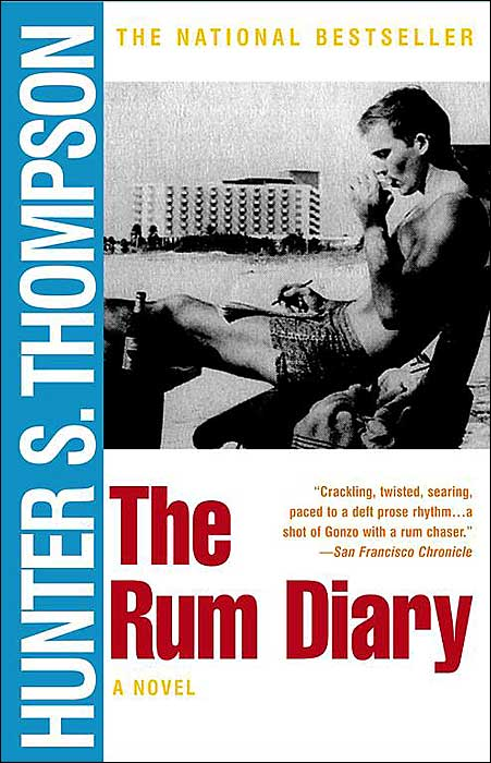 the_rum_diary - hst