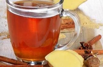 صورة مشروب الزنجبيل يساعد على حرق الدهون