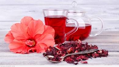 صورة فوائد شاي الكركدية