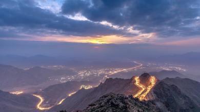 صورة افضل 5 اماكن لقضاء الاجازة في السعودية , صور اماكن حلوه في السعودية