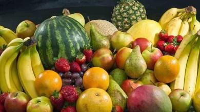 صورة ملف كامل عن كنز الفيتامينات الموجوده في بعض الفواكه اللذيذه