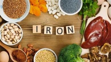 صورة فوائد الحديد لجسم الانسان