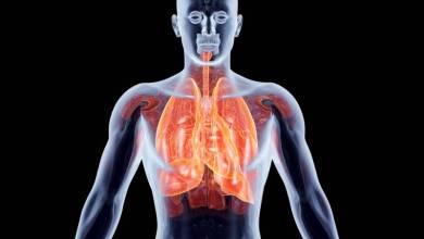 صورة التهاب الجهاز التنفسي