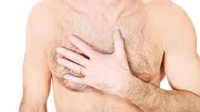 صورة تمارين تصغير الثدي للرجال