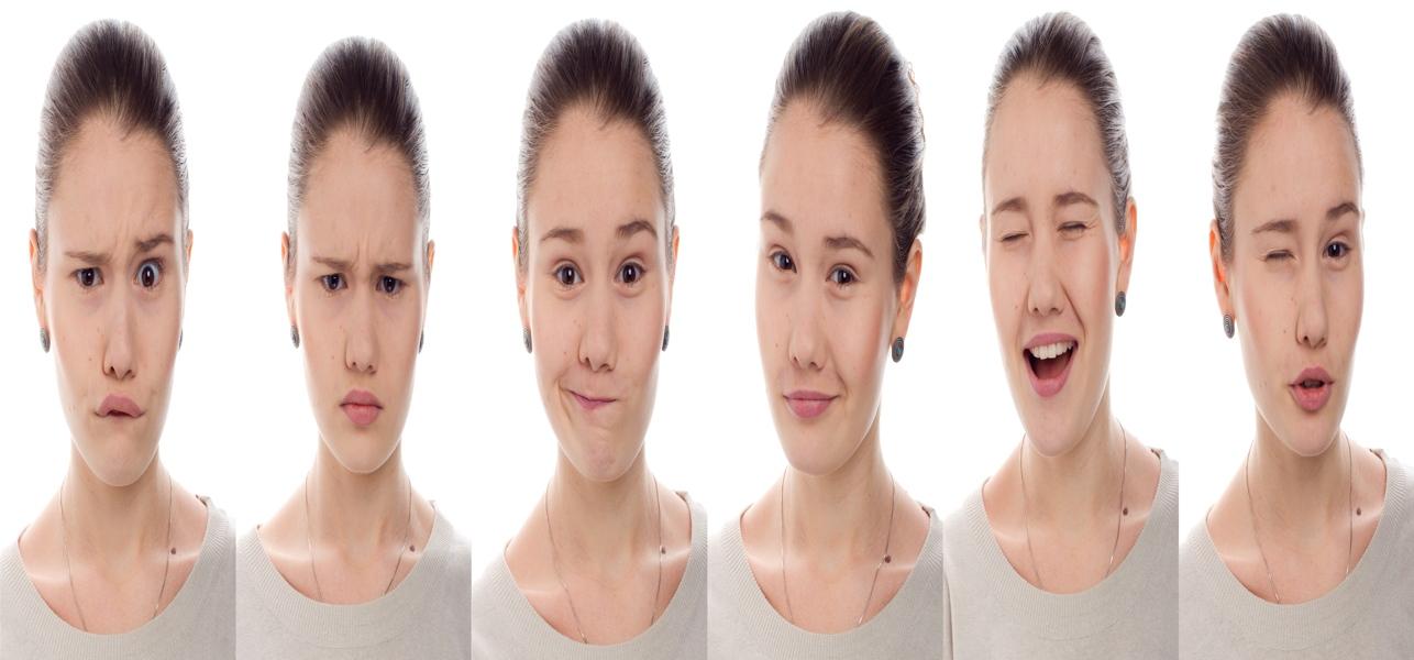 الوجه والخدود