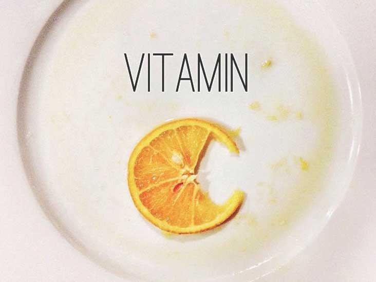 benefits vitamin c