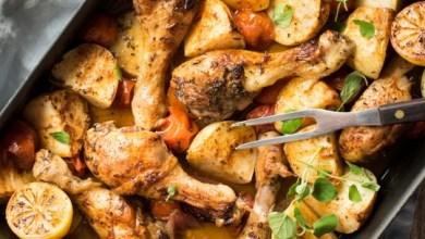 Photo of طريقة طهي صينية الدجاج