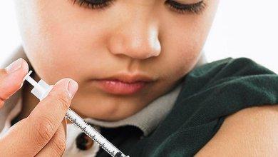 صورة مرض السكري عند الأطفال