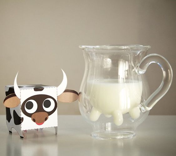 ما هي فوائد حليب البقر