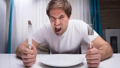 صورة علاج سرعة الجوع