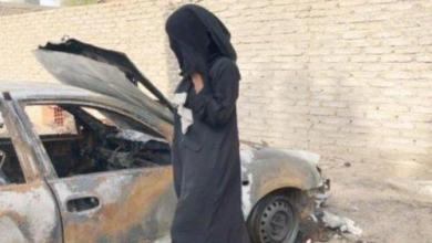 صورة الحكم النهائي على من إشعال النار في سيارة سلمى البركاتي
