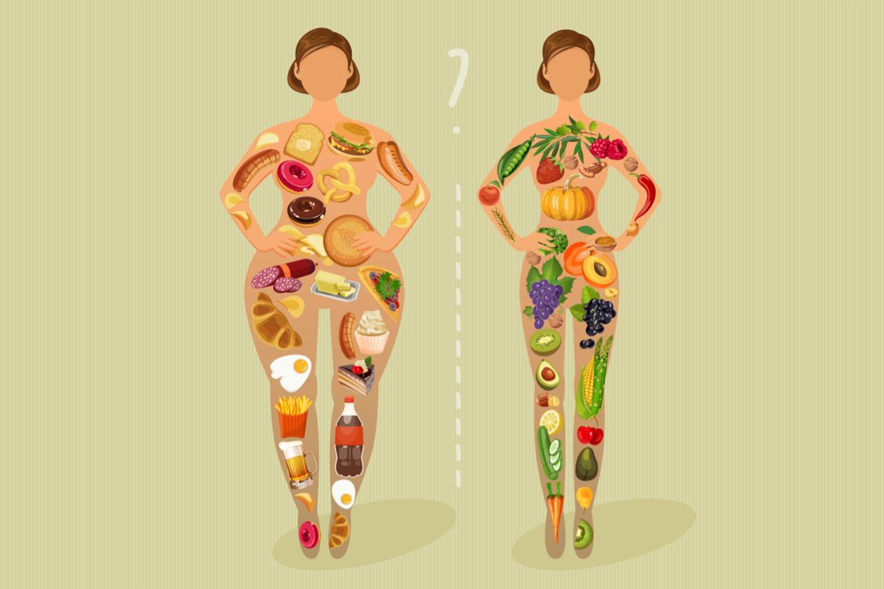 هناك أغذية صحية مليئة بالفوائد الغذائية مقارنة مع السعرات الحرارية