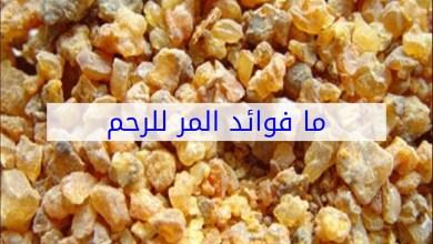 Photo of فوائد المره للرحم