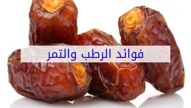 Photo of فوائد الرطب