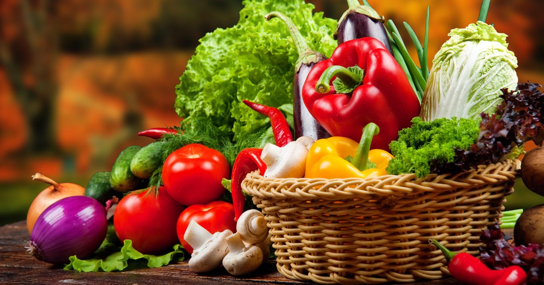 الخضروات قليلة السعرات الحرارية