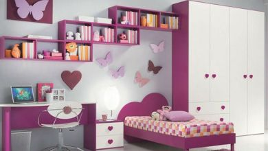 Photo of افضل ديكورات غرف نوم اطفال بتصاميم حديثة
