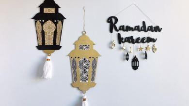 صورة أفضل 6 ديكورات إقتصادية في شهر رمضان اصنعيها بنفسك