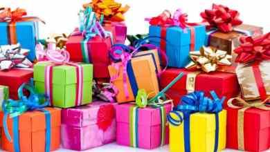 صورة طرق تقديم الهدايا بشكل مختلف