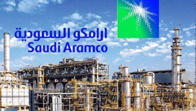 صورة قرض بقيمة 10 مليار دولار لصالح أرامكو السعودية مع 10 بنوك