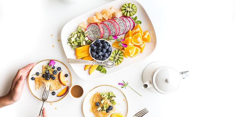 الغذاء الصحية للتنحيف