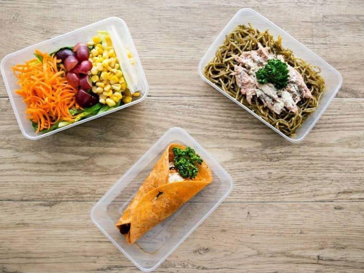 وجبات رجيم صحية قليلة السعرات
