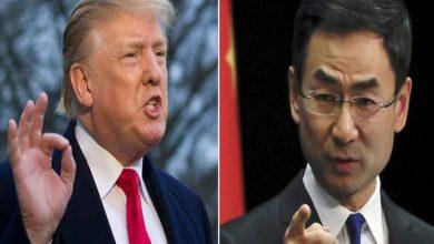 Photo of أول رد من الصين على تهديدات ترامب بفرض عقوبات عليها بسبب كورونا المستجد