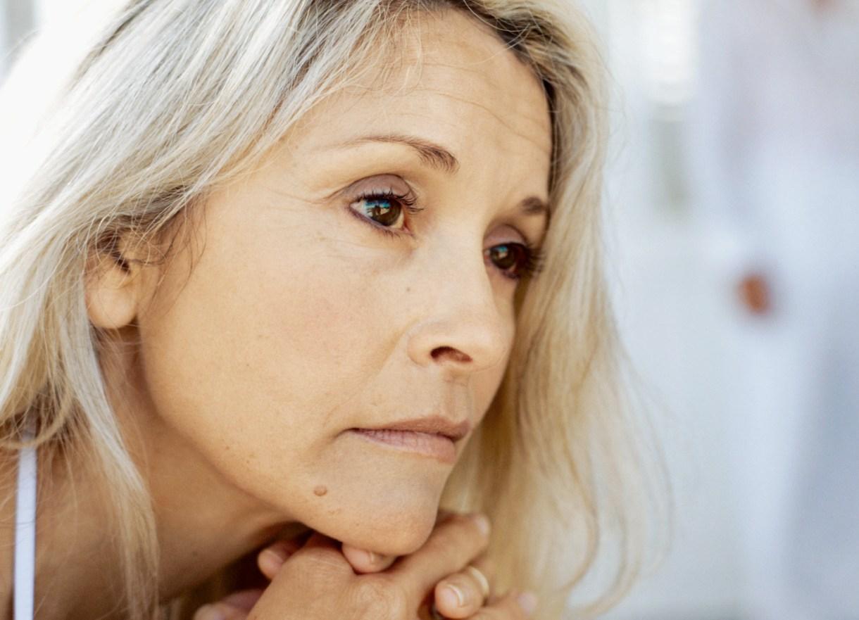 أعراض سن اليأس النفسية