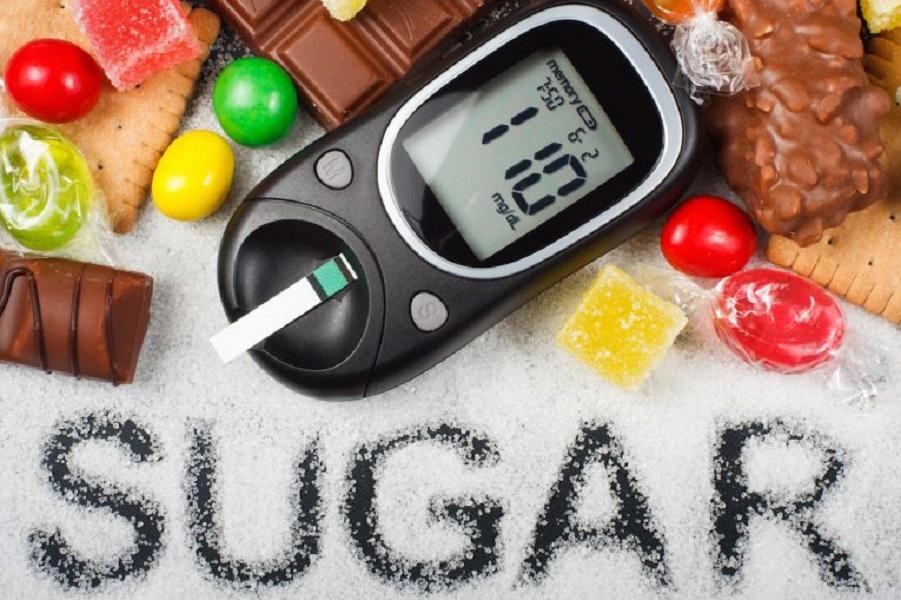 السكر او انخفاضه