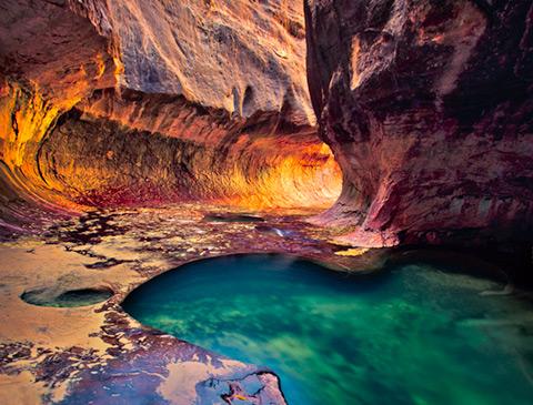 صهيون الوطنية ، يوتا ، الولايات المتحدة الأمريكية