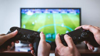 صورة تأثير الألعاب الإلكترونية على الدماغ
