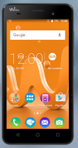 Wiko Jerry V10 Flash File
