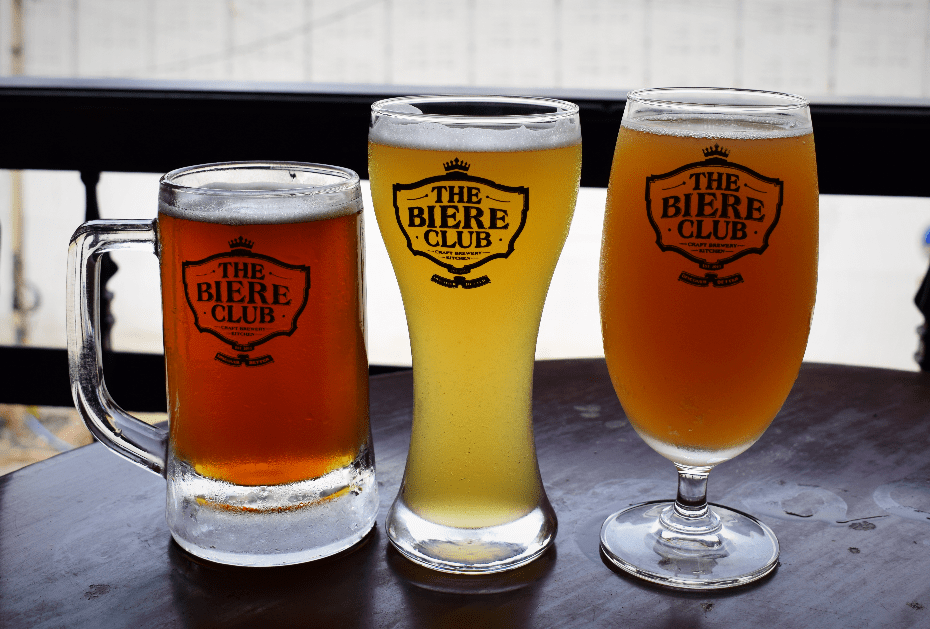 6 Years & Going Strong – The Biere Club