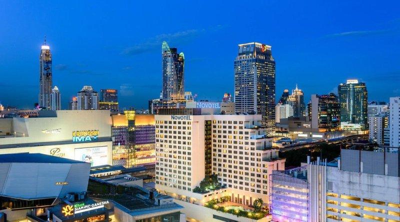 Experiencing Novotel Bangkok on Siam Square | Bangkok
