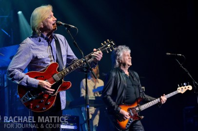 The Moody Blues perform at the Murat Theatre in Indianapolis, Ind. on Thursday, December 6, 2012. (Photo by Rachael Mattice/Journal & Courier)