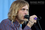 Awolnation performs for May Day at Klipsch Music Center in Noblesville, Ind. on Saturday, May 11, 2013. (Photo by Rachael Mattice/Journal & Courier)