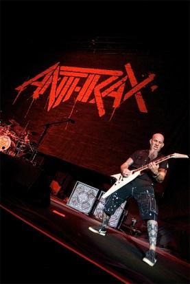 Anthrax performed at Knotfest at San Manuel Amphitheater in San Bernardino, Calif. on Saturday, Oct. 25, 2014. (Photos by Rachael Mattice/Metal Insider)